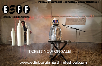 Edinburgh Short Film Festival 2017 Trailer!