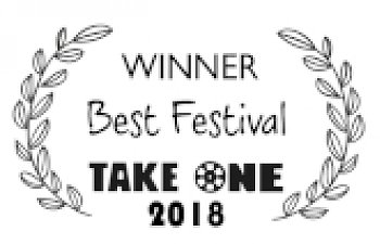 Edinburgh Short FF wins Best Festival award from Take One Magazine!